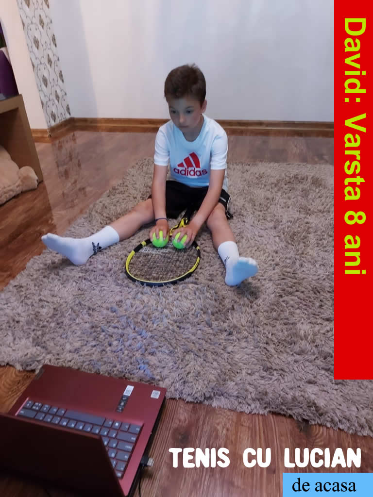 Tenis cu Lucian